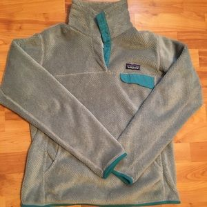 Patagonia Button-Up Fleece